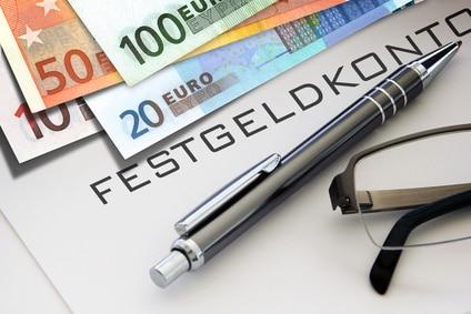 Festgeldanlage im Ausland